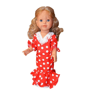 Кукла Manolo Dolls LEYRE 44 см [7201]