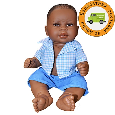 Кукла Manolo Dolls OBAMA [6102] 48 см